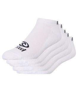 WHITE WOMENS CLOTHING RIP CURL SOCKS + UNDERWEAR - GSOBU11000