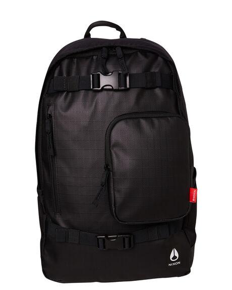 BLACK BLACK MENS ACCESSORIES NIXON BAGS + BACKPACKS - C2955-004