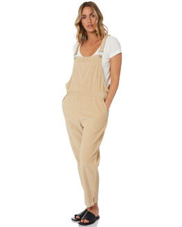 SAND CORD WOMENS CLOTHING RUE STIIC PLAYSUITS + OVERALLS - SW-20-02-4-CD-S3SAND