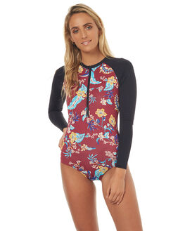 KAUAI SURF RASHVESTS SWELL WOMENS - S8171347KAUAI