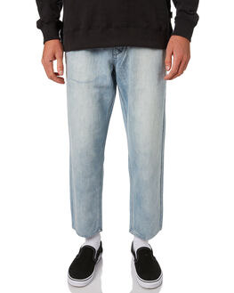 BLEACHED INDIGO OUTLET MENS THE CRITICAL SLIDE SOCIETY JEANS - PT1804BLIND