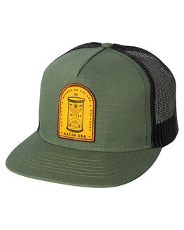 OLIVE MENS ACCESSORIES KATIN HEADWEAR - HTHOU01OLV