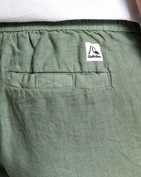 AGAVE GREEN MENS CLOTHING QUIKSILVER SHORTS - EQYWS03609-GZC0