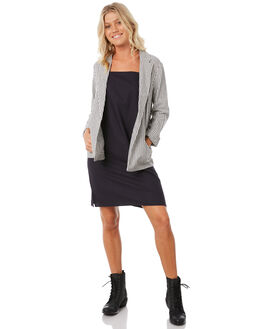 STRIPE WOMENS CLOTHING ELWOOD JACKETS - W83502-A7B