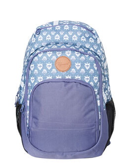 SLATE BLUE WOMENS ACCESSORIES RIP CURL BAGS + BACKPACKS - LBPMA11115