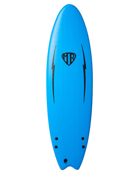 BLUE BOARDSPORTS SURF OCEAN AND EARTH SOFTBOARDS - SEMR70BLU