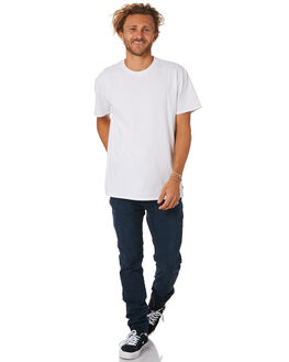 STONE FREE BLUE MENS CLOTHING ROLLAS JEANS - 153593951