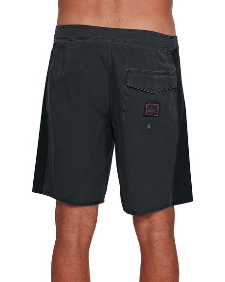 BLACK MENS CLOTHING QUIKSILVER BOARDSHORTS - EQYBS04291-KVJ0