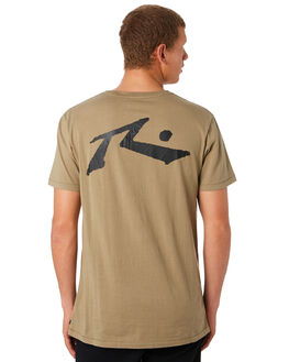 PRAIRIE MENS CLOTHING RUSTY TEES - TTM1612PRA