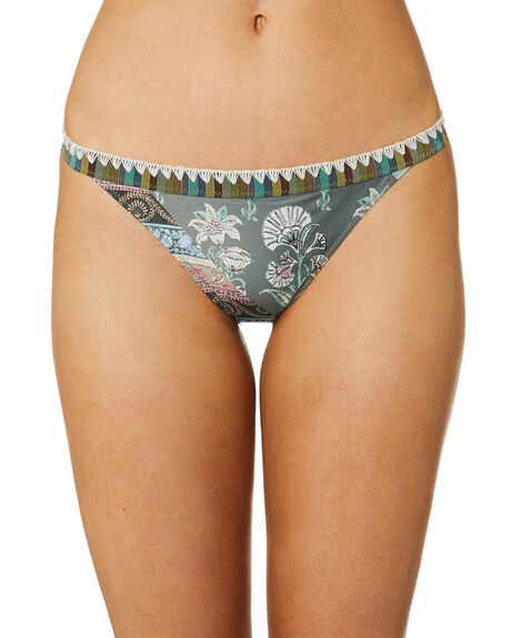 MULTI WOMENS SWIMWEAR TIGERLILY BIKINI BOTTOMS - T395563MUL