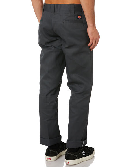 CHARCOAL MENS CLOTHING DICKIES PANTS - WP873CH