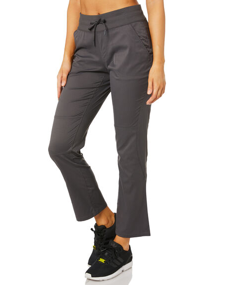 GRAPHITE GREY WOMENS CLOTHING THE NORTH FACE PANTS - NF0A4AQD044