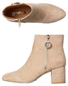 STONE OUTLET WOMENS BILLINI BOOTS - B896STONE