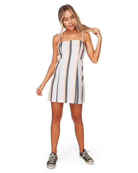 CORK WOMENS CLOTHING BILLABONG DRESSES - BB-6592481-C9K