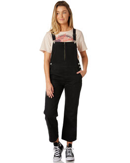 BLACK WOMENS CLOTHING THE HIDDEN WAY PLAYSUITS + OVERALLS - H8184197BLACK