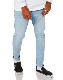 LITHIUM BLUE MENS CLOTHING LEE JEANS - L-606594-NJ5LBLU