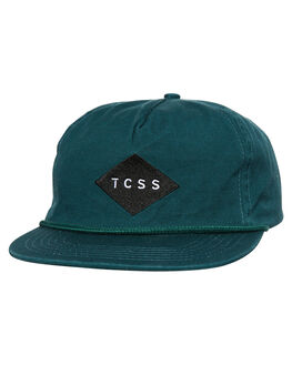FADED GREEN MENS ACCESSORIES THE CRITICAL SLIDE SOCIETY HEADWEAR - HW1801FGRN
