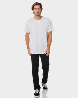 BLACKOUT MENS CLOTHING VOLCOM JEANS - A1931503BKO