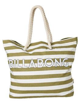 SAGE WOMENS ACCESSORIES BILLABONG BAGS + BACKPACKS - 6682104S12
