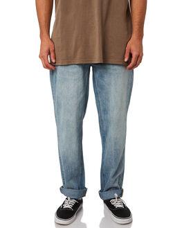 INDIGO BLEACH MENS CLOTHING BILLABONG JEANS - 9595353INBLE