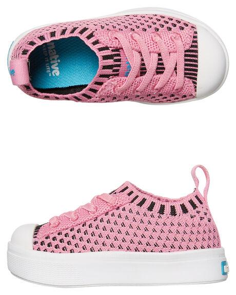 MALIBU PINK KIDS GIRLS NATIVE FOOTWEAR - 23100119-5670
