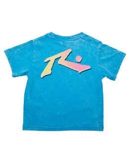 WRASSE BLUE KIDS TODDLER BOYS RUSTY TOPS - TTR0418WRB