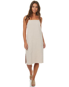 SABLE WOMENS CLOTHING RUSTY DRESSES - DRL0870SAB