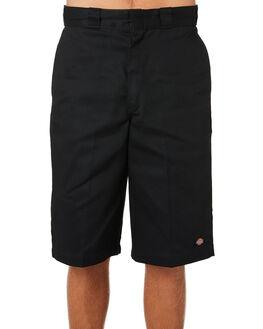 BLACK MENS CLOTHING DICKIES SHORTS - DCK42283BLK1