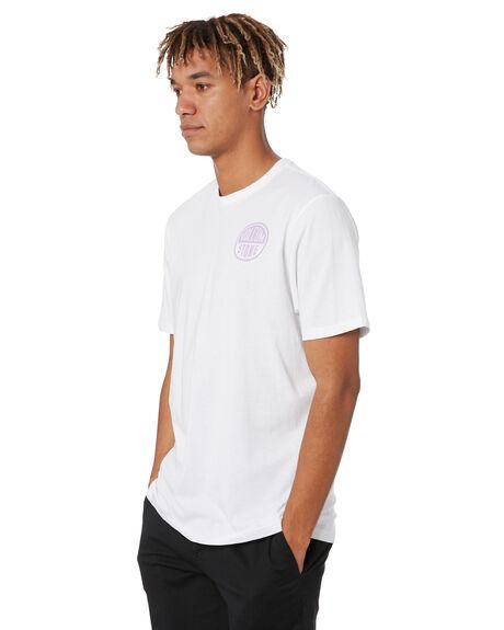 WHITE MENS CLOTHING VOLCOM TEES - A5002009WHT