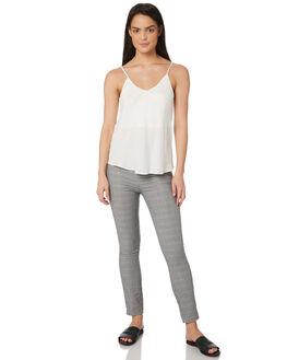 CHECK WOMENS CLOTHING JORGE PANTS - 8320072CHK