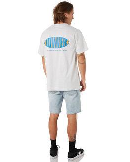 SILVER MARLE MENS CLOTHING LOWER TEES - LO19Q3MTS01SLVML