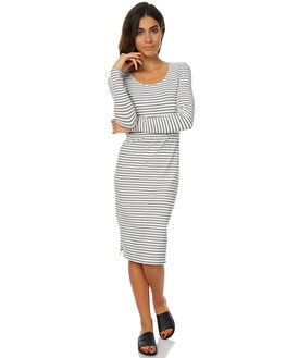 STRIPE WOMENS CLOTHING SWELL DRESSES - S8173441STR