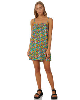 TUTTI FRUITTI WOMENS CLOTHING COOLS CLUB DRESSES - 212-CW5TUTT