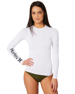 WHITE BOARDSPORTS SURF HURLEY WOMENS - AJ2649100