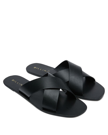 BLACK WOMENS FOOTWEAR BILLINI FASHION SANDALS - S694BLK
