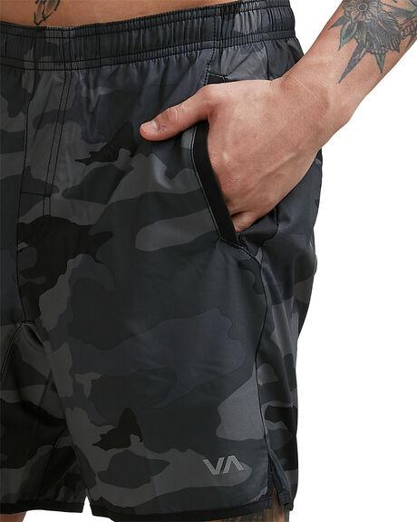 CAMO MENS CLOTHING RVCA SHORTS - RV-R393313-CMO