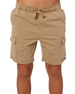 SAND MENS CLOTHING DEPACTUS SHORTS - D5182236SAND