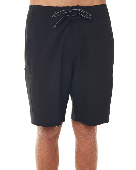 BLACK MENS CLOTHING QUIKSILVER BOARDSHORTS - EQMBS03007BLK