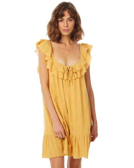 HONEY WOMENS CLOTHING RUE STIIC DRESSES - SA18-13-H-Y-HON