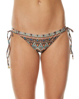MULTI WOMENS SWIMWEAR TIGERLILY BIKINI BOTTOMS - T371594MUL