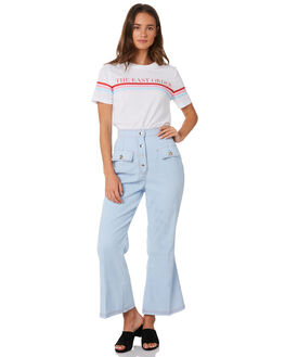 ICEYPOLE OUTLET WOMENS THE EAST ORDER JEANS - EO190605PICEY