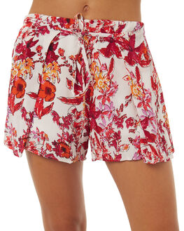 SAMBA FLORAL WOMENS CLOTHING O'NEILL SHORTS - 4422103SAM