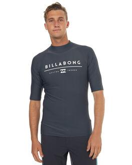 CHARCOAL SURF RASHVESTS BILLABONG MENS - 9771010CHAR