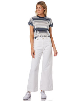 NANCY WHITE WOMENS CLOTHING ROLLAS JEANS - 130994680