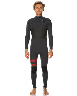 ANTHRACITE SURF WETSUITS HURLEY STEAMERS - MFS000053006F
