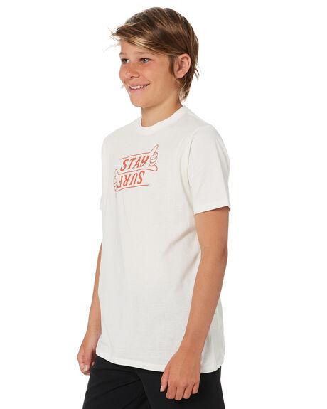 NATURAL KIDS BOYS STAY TOPS - STE-20311-YNAT