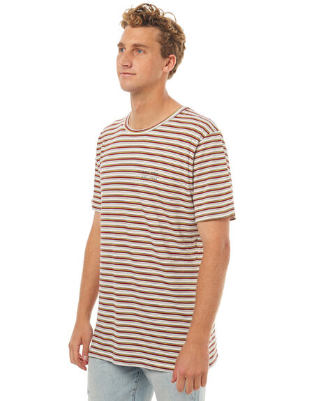 VINTAGE STRIPE MENS CLOTHING RPM TEES - 7SMT01CVSTRP