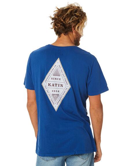 INDIGO MENS CLOTHING KATIN TEES - TSDIA01IND