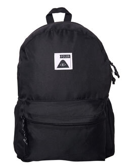 BLACK MENS ACCESSORIES POLER BAGS - 1310002BLK