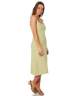 MOSS WOMENS CLOTHING ZULU AND ZEPHYR DRESSES - ZZ2669MMOSS